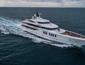 Benetti delivers brand new 69m superyacht SPECTRE