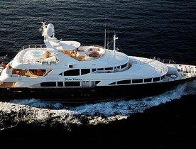 44 Metre Benetti Motor Yacht Blue Vision For Charter