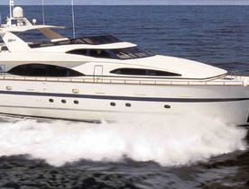 GRAND BAROSSA Yacht New for Charter