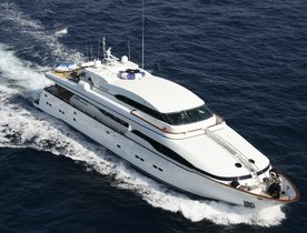 Motor Yacht WHEELS has August Charter Gap