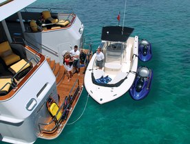 'LADY J' Charter Yacht Available for 2014