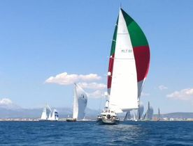 Day 1 Results of Superyacht Cup Palma 2015