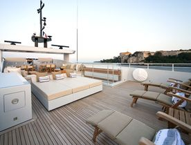 M/Y APACHE II Offering Special Deal for Low Season Charters