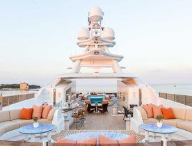 Caribbean charter deal: superyacht 'Lucky Lady' offers special rate