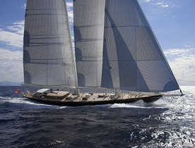 Sailing Yacht 'THIS IS US' Available in the Caribbean this Winter