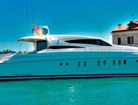 Motor Yacht Melange Reduces Rates