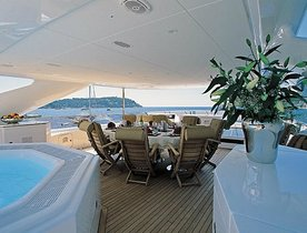 M/Y SEVEN SINS Offering 10 Days for the Price of 7 in the Mediterranean