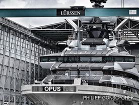 First look: 142m Lurssen superyacht 'Project Opus'