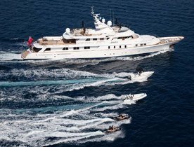 Experience the South of France at a special rate aboard motor yacht 'Shake N' Bake TBD'