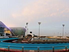 Yas Marina Gears-Up for 2014 Abu Dhabi Grand Prix