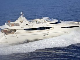 Superyacht Sanjana For Charter