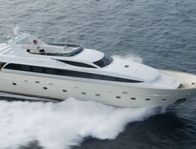 Charter Yacht ALILA Available Around Italian Riveria