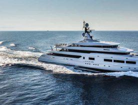 Superyacht SUERTE Available in the Mediterranean