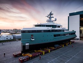 62m Damen SeaXplorer superyacht ANAWA delivered