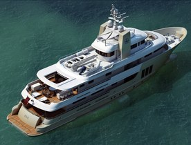 42m Award-Winning Expedition Yacht E & E Available for Charter
