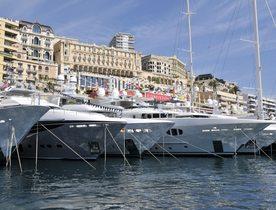 Monaco Yacht Show 2013 Starts Today