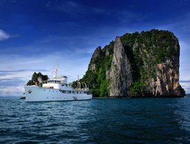Explore Thailand on board Classic Yacht CALISTO