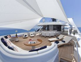 Superyacht SARAH Offers 30% Discount on Late-Summer Charters in the Mediterranean