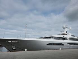 Feadship superyacht W completes extensive 10 month refit