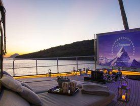 Superyacht SATORI reveals charter availability in Greece and Croatia