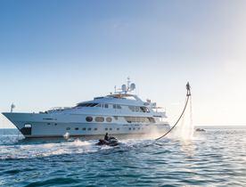 Superyacht 'Lady Joy' unveils special Bahamas yacht charter deal