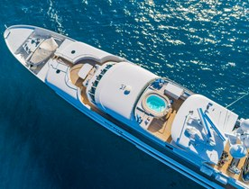 Newly refitted motor yacht MI AMORE now available for charter in the Bahamas