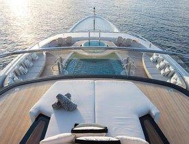 Video: Charter Yacht KISMET Filmed In Formentera