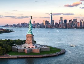 America's Cup Returns to New York City