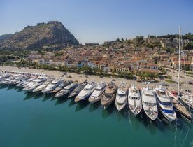 Video: Behind The Scenes At The Mediterranean Yacht Show