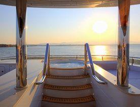 Award-winning Charter Yacht QUARANTA To Attend The Monaco Yacht Show 2016