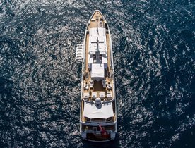 Superyacht OCEANA Joins The Charter Fleet With Special Offer