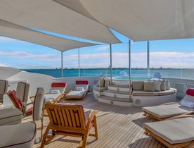 Superyacht AVALON opens for Caribbean charters