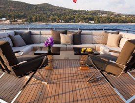 Turkey & Greece Yacht Charters on Motor Yacht AURELIA