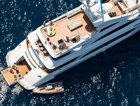 Charter Yacht OCEAN PARADISE Shortlisted for 2014 IY&A Award