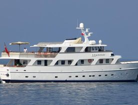 Day Charters Available on Classic Yacht 'Antares of Britain'