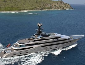 Superyacht KISMET II - More Details & Pics Released