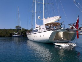 Charter Yacht ALESSANDRO Offers Reduced Rates