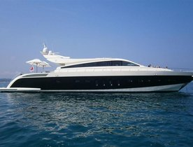 Leopard Motor Yacht FRIDAY Available for Charter