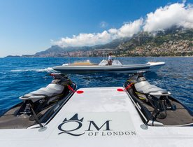 Superyacht 'QM of London' Open for French Riviera Charters