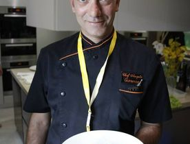 2015 Mediterranean Yacht Show Chef Competition Winners