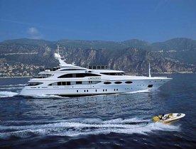 Motor Yacht 'Sai Ram' Lowers Caribbean Charter Rate