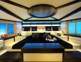 Sailing Yacht 'Perla del Mare' Available in Greece