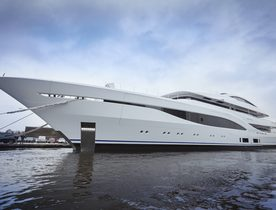 Feadship successfully launch ARROW