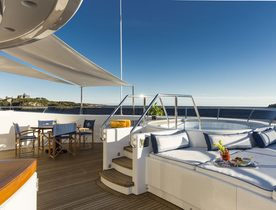 Feadship Motor Yacht 'Blue Moon' to Attend Newport Charter Yacht Show