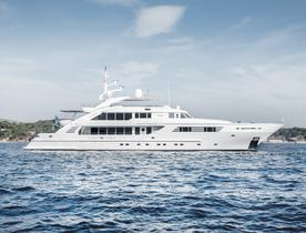 Greece charter deal: Save 20% on board ISA motor yacht OASIS
