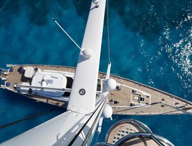 Escape to Antigua and St Maarten aboard sailing yacht HYPERION