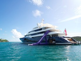 Superyacht AMARYLLIS Open For Charter During The Winter Holidays