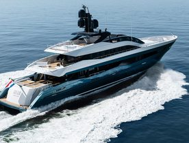 Heesen delivers brand new charter yacht IRISHA