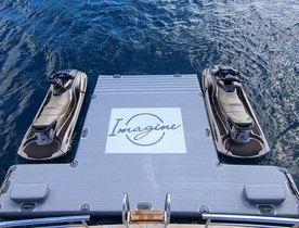 Jet ski docks: an innovation in yacht charter