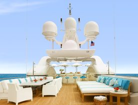 Superyacht AQUARIUS Becomes Available for Charter
